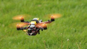 Multicopter-Flugdrohne